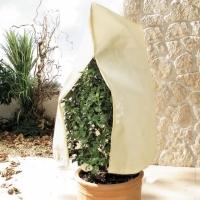 Kübelpflanzensack Gr. XL – Wintervlies – H 100 x B 80 cm - Ø 51 cm