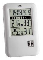 Gewächs- und Schildkrötenhaus -Thermo-Hygrometer, digital, Funksender, mit Batterie
